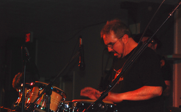 Frank Busse - Percussion